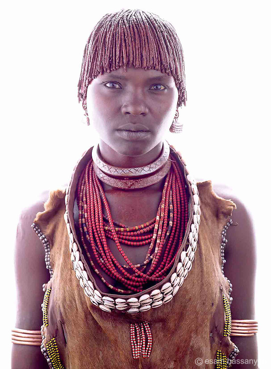 Hamer People, Lower Omo Valley, Ethiopia