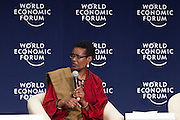 Winnie Byanyima, Executive Director, Oxfam International, United Kingdom at the World Economic Forum on Africa 2015 in Cape Town. Copyright by World Economic Forum / Greg Beadle