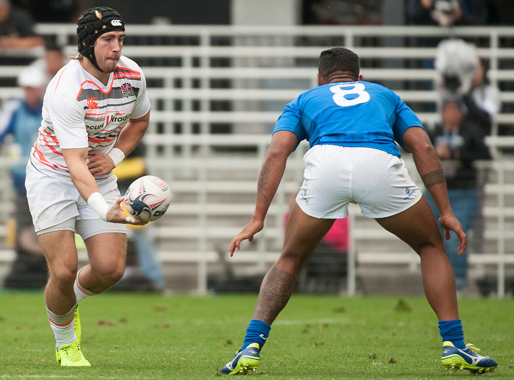 England play Samoa at the Silicon Valley Sevens in San Jose, California. November 4, 2017. <br /> <br /> By Jack Megaw.<br /> <br /> ENGSAM<br /> <br /> <br /> <br /> www.jackmegaw.com<br /> <br /> jack@jackmegaw.com<br /> @jackmegawphoto<br /> [US] +1 610.764.3094<br /> [UK] +44 07481 764811