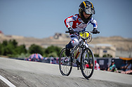 5 & 6 Boys #20 (SCHULTHEIS Kane) USA at the 2018 UCI BMX World Championships in Baku, Azerbaijan.