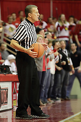 05 December 2015: Rick Hartzell. Illinois State Redbirds host the University of Alabama - Birmingham Blazers at Redbird Arena in Normal Illinois (Photo by Alan Look)