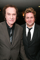 Ray Davies and Michael Ball