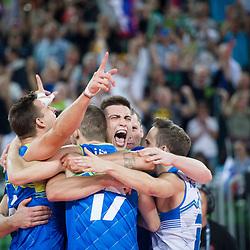 20190921: SLO, Volleyball - CEV Eurovolley 2019, Slovenia vs Bolgaria