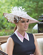 Royals Attend Ladies Day At Royal Ascot