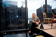 NEW YORK - Princess mabel in New York copyright robin utrecht