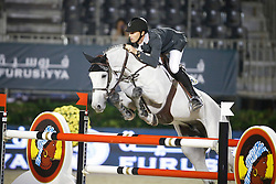 Menezes Eduardo (BRA) - Quintol<br /> Longines Cup<br /> Furusiyya FEI Nations Cup Jumping Final<br /> CSIO Barcelona 2013<br /> © Dirk Caremans