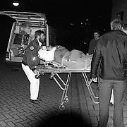 NLD/Weesp/19910302 - Schietpartij Simon Vestdijkstraat Weesp, zoon schiet moeder neer