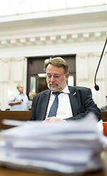29.06.2016, Verfassungsgerichtshof, Wien, AUT, Öffentliche Verhandlung zur Anfechtung der BP-Wahl durch die FPÖ, im Bild Leiter Wahlabteilung Robert Stein // Robert Stein (election department at interior ministry) before public trial according to challenging the presidential election 2016 by the austrian freedom party at Austrian Constitutional Court in Vienna, Austria on 2016/06/29, EXPA Pictures © 2016, PhotoCredit: EXPA/ Michael Gruber