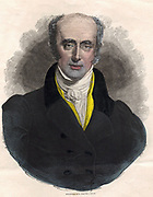 Charles Grey, 2nd Earl Grey (1764-1845) known as Viscount Howick 1806 and 1807.British Statesman. Prime Minister 1830-1830