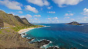 Makapuu Beach, Oahu, Hawaii