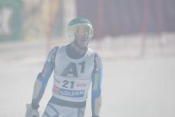 23.10.2011, Rettenbachferner, Soelden, AUT, FIS World Cup Ski Alpin, Herren, Riesenslalom, im Bild Bode Miller (USA) // during Mens ginat Slalom at FIS Worldcup Ski Alpin at the Rettenbachferner in Solden on 23/10/2011. EXPA Pictures © 2011, PhotoCredit: EXPA/ Johann Groder