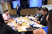 Native Nation Events -Leadership training at Morgan Stanley 8/17/15.