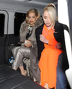 18.FEBRUARY.2013. LONDON<br /> <br /> CELEBRITIES ATTEND A PARTY AT HIX IN SOHO, LONDON<br /> <br /> BYLINE: EDBIMAGEARCHIVE.CO.UK<br /> <br /> *THIS IMAGE IS STRICTLY FOR UK NEWSPAPERS AND MAGAZINES ONLY*<br /> *FOR WORLD WIDE SALES AND WEB USE PLEASE CONTACT EDBIMAGEARCHIVE - 0208 954 5968*