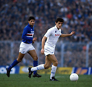 15.12.1985.Ciro Ferrara - SSC Napoli.©Juha Tamminen