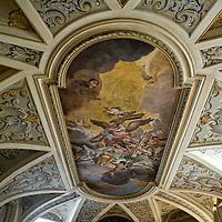 Restaurata la Basilica di Santa Maria in Montesanto
