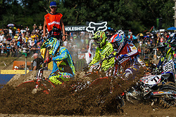 MXGP race for MXGP Championship in Mantova, Italy on 26th of June, 2016 in Italy Photo by Grega Valancic / Sportida