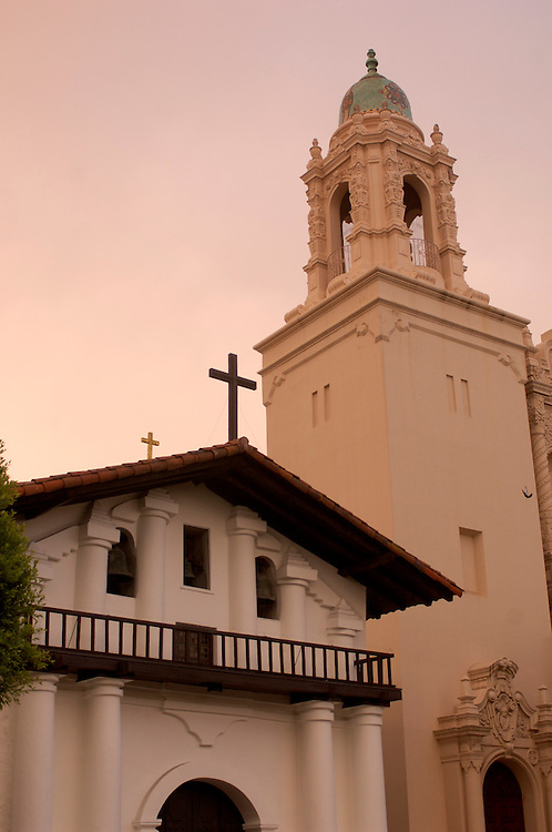 Mission Dolores San Francisco de Asis, Mission District, San Francisco, California, United States of America