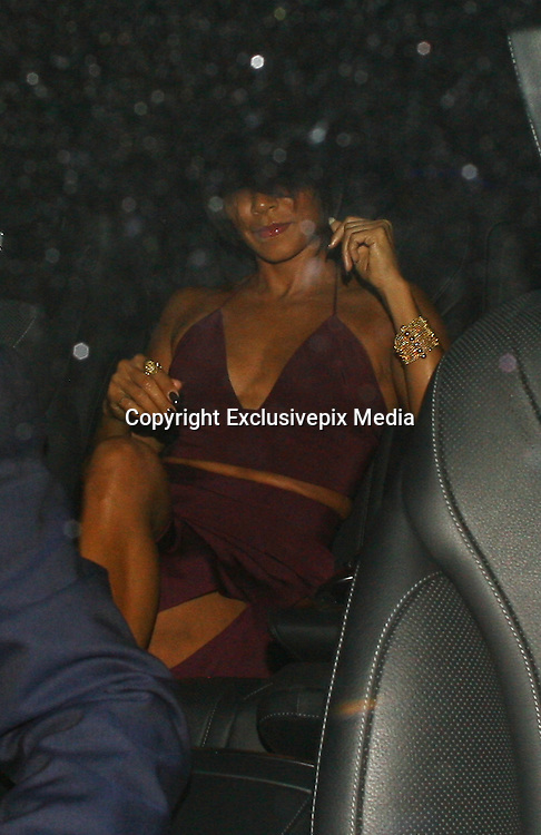 Jada Pinkett Smith,Claridges Hotel,London, England.<br /> &copy;Exclusivepix Media