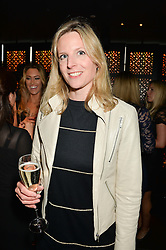MEL BRODIE editor of the Sunday Mirror's Celebs magazine at a party to celebrate the publication of Behind The Mask by Emma Sayle held at The Playboy Club, 14 Old Park Lane, London on 23rd April 2014.