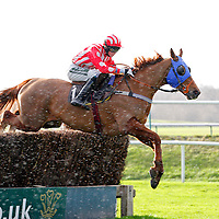 Morestead and Brendan Powell winning the 1.20 race