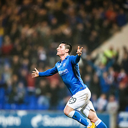 St Johnstone v Ross County, Scottish Premiership 22/11/2014