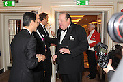 HON NICHOLAS SOAMES, The Cartier Racing Awards. The Ballroom, Dorchester hotel. Park Lane. London. 15 November 2011. <br /> <br />  , -DO NOT ARCHIVE-© Copyright Photograph by Dafydd Jones. 248 Clapham Rd. London SW9 0PZ. Tel 0207 820 0771. www.dafjones.com.