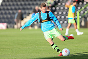 Forest Green Rovers Elliott Frear (11) during the Vanarama National League match between Forest Green Rovers and Sutton United at the New Lawn, Forest Green, United Kingdom on 9 August 2016. Photo by Shane Healey.