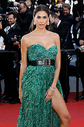 May 15, 2019 - Cannes, Alpes-Maritimes, Frankreich - Melissa Satta attending the 'Les Misérables' premiere during the 72nd Cannes Film Festival at the Palais des Festivals on May 15, 2019 in Cannes, France (Credit Image: © Future-Image via ZUMA Press)