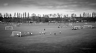 Park football, Cosham, Hampshire.<br /> Picture date: Saturday February 7, 2015.<br /> Photograph by Christopher Ison &copy;<br /> 07544044177<br /> chris@christopherison.com<br /> www.christopherison.com