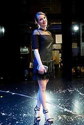 Živa Viktoria Turk, winner of year 2011 during Miss sports event, on April 22, 2017 in Cankarjev dom, Ljubljana, Slovenia. Photo by Vid Ponikvar / Sportida