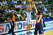 DESCRIZIONE : Sassari Lega A 2012-13 Dinamo Sassari Angelico Biella<br /> GIOCATORE : Mauro Pinton<br /> CATEGORIA : Tiro<br /> SQUADRA : Dinamo Sassari<br /> EVENTO : Campionato Lega A 2012-2013 <br /> GARA : Dinamo Sassari Angelico Biella<br /> DATA : 30/09/2012<br /> SPORT : Pallacanestro <br /> AUTORE : Agenzia Ciamillo-Castoria/M.Turrini<br /> Galleria : Lega Basket A 2012-2013  <br /> Fotonotizia : Sassari Lega A 2012-13 Dinamo Sassari Angelico Biella<br /> Predefinita :