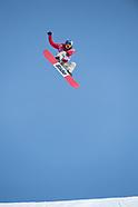 Women's Snowboard Big Air - 19 February 2018