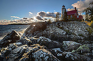 Eagle Harbor Lighthouse<br />