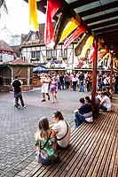 Oktoberfest 2018. Blumenau, Santa Catarina, Brasil. / Oktoberfest 2018. Blumenau, Santa Catarina, Brazil.