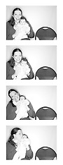 Stephanie and Bree: Photo Booth