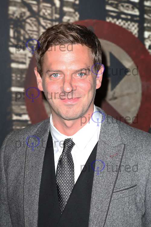 Joe Armstrong, Specsavers Crime Thriller Awards, Grosvenor House Hotel, London UK, 24 October 2014, Photo by Richard Goldschmidt
