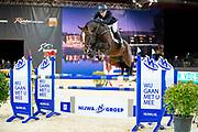 Alex David Gill - Grand Glam VDL<br /> Jumping Zwolle 2018<br /> © DigiShots