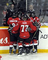 Photo by Aaron Bell/OHL Images.