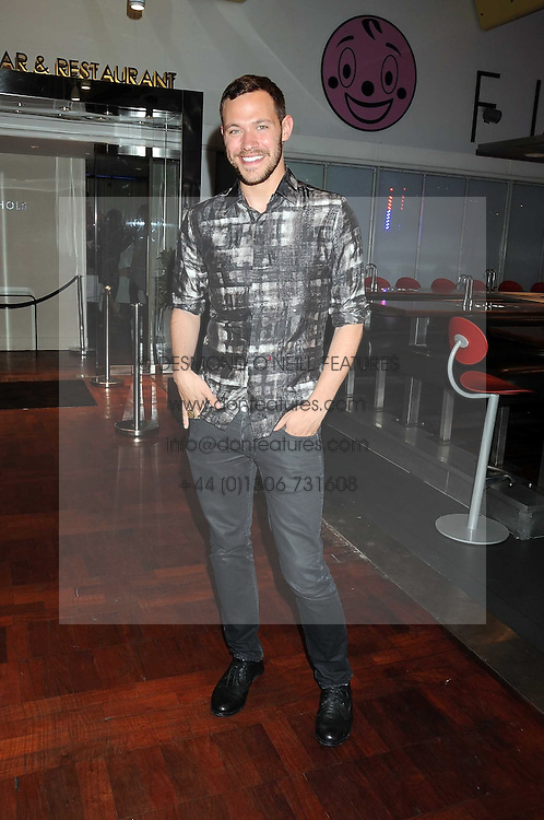WILL YOUNG at a party to celebrate the launch of Billionaire Boys Club Ice Cream Season 7 at Harvey Nichols, Knightsbridge, London on 18th June 2008.<br />