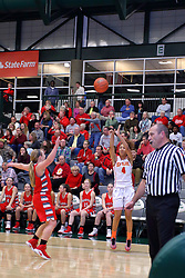 30 December 2016: Morton v Rock Island girls, State Farm Holiday Classic Coed Basketball Tournament at Shirk Center, Bloomington Illinois