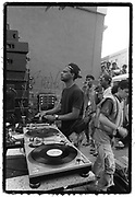 Nellee Is My Selecta, wild Bunch at St. Paul's Carnival, Bristol, 1985 (2)