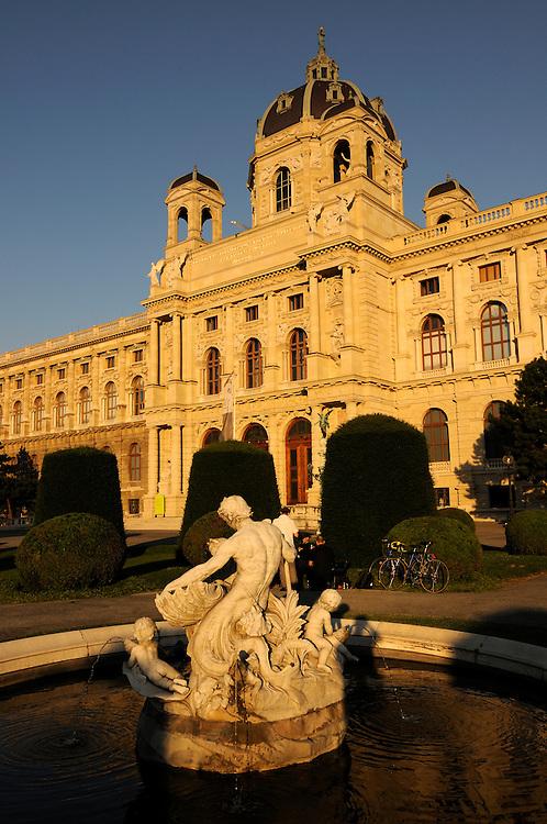 nature historic museum Vienna, Austria