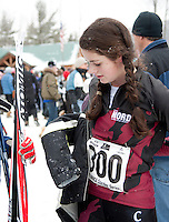 New Hampshire Coaches Series Nordic event held at Gunstock Mountain Resort January 8, 2011.