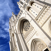 Washington National Cathedral, Washington DC, USA
