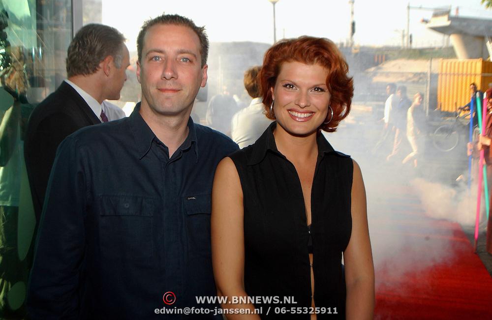 Premiere Star Wars, Anouk van Nes en vriend