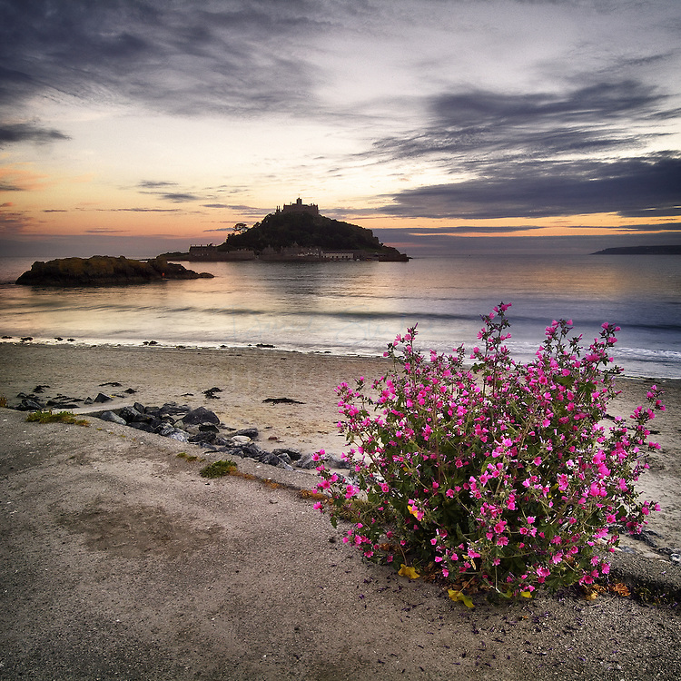 COMMENDED - Landscape photographer of the year<br /> <br /> St Michaels Mount, Marazion, Cornwall.