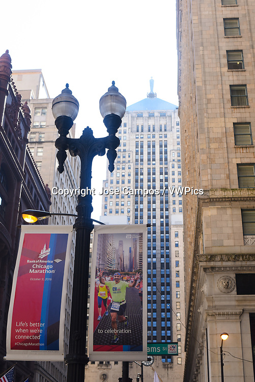 Chicago Board of Trading. Chicago, IL,  S Lasalle St