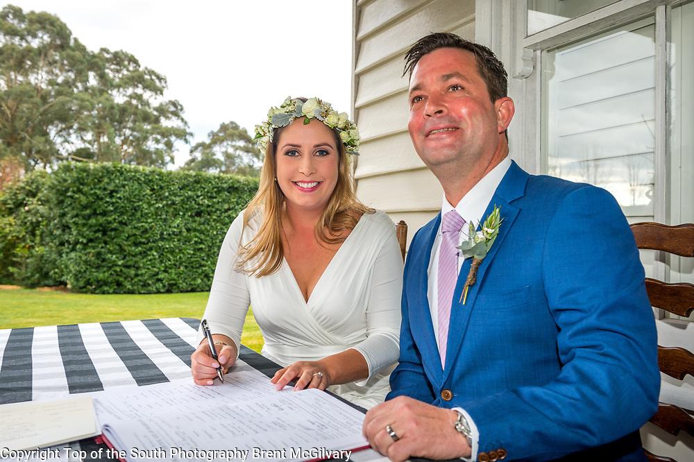 Charlotte and Hugh wedding 15-07-2017 at Burrawang, Southern Highlands, NSW, Australia