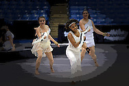 """The Dayton Times Magazine"" April edition, features artistically rendered photographs of, the 2016 WGI COLOR GUARD WORLD CHAMPIONSHIPS, held at the University of Dayton Arena, in Dayton, OH<br /> Performance dates; Color Guard, April 7-9 and the Percussion April 14-17. Winter Guard International WGI Sport of the Arts is the world's premier organization producing indoor color guard, percussion, and wind ensemble competitions.  As a non-profit youth organization, WGI serves as the leading governing body of the indoor winter guard, percussion and winds activities. It is called the Sport of the Arts because it brings music to life through performance in a competitive format. Now entering its 39th year in 2016, the sport continues to evolve and grow.  There were more than 36,000 participants at the regional level, and more than 12,000 participants at the Sport of the Arts World Championships this past April.."