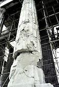 Athens Acropolis in 1978